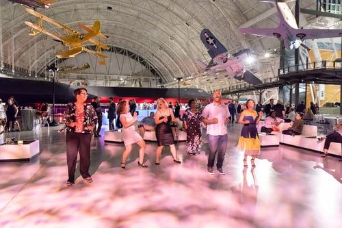Dancing - Nexus User Conference